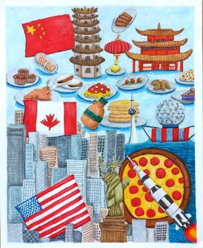 Lucas Yan – Age 12 – Canada – Available